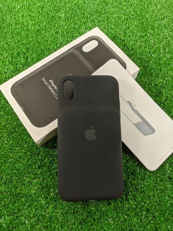Чехол-аккумулятор для Apple iPhone XR Smart Battery Case