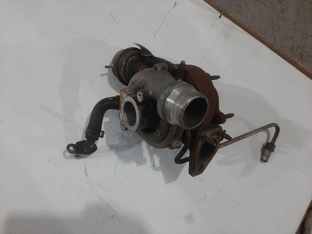 турбина рено меган 3