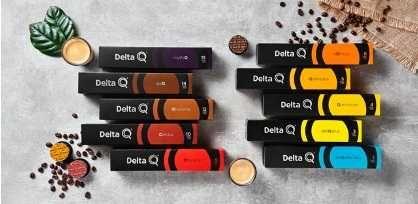 capsulas Delta Q