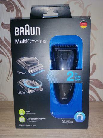 Електробритва braun