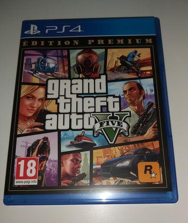 GTA V na PlayStation 4