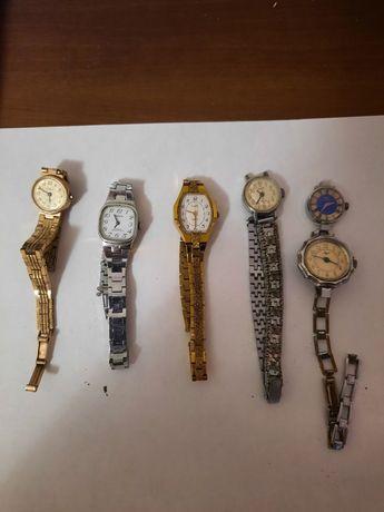 Часы наручные, разные