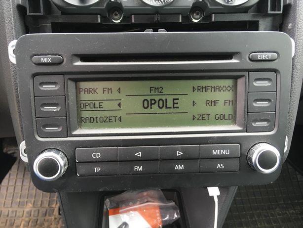 Radio RCD 300 do VW