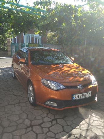 MG6 1.8turbo(официал)