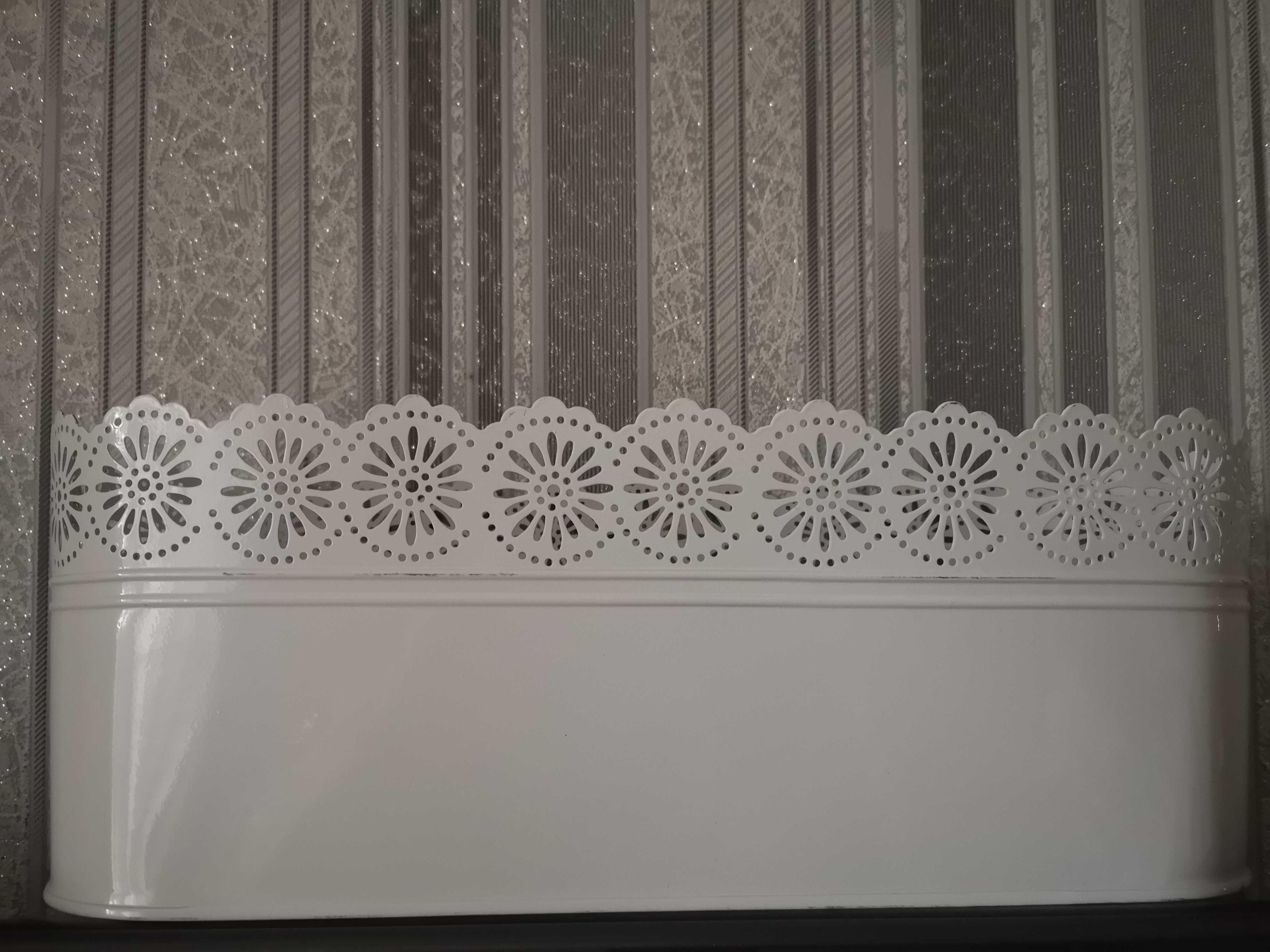 Кашпо овальное декоративное