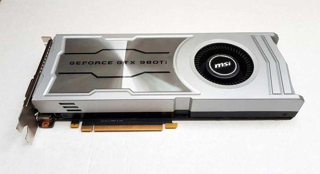 Karta graficzna MSI Geforce GTX 980 Ti 6GB