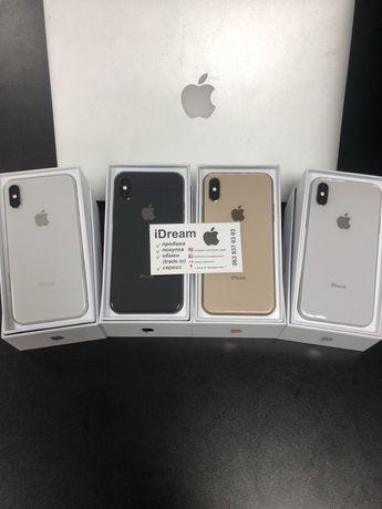 Apple iPhone Xs 64/256 gb КАК НОВЫЕ ! ГАРАНТИЯ от МАГАЗИНА!