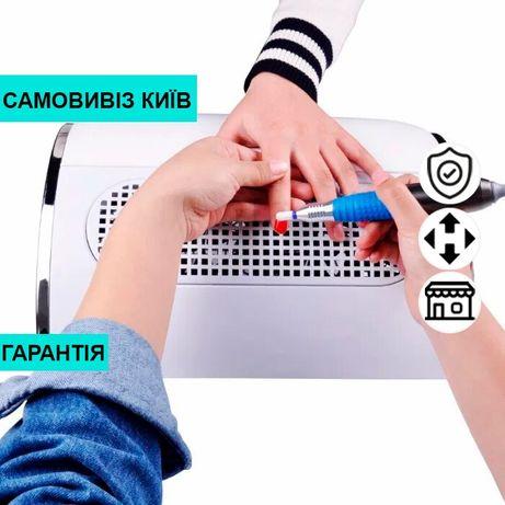 """Новая ВЫТЯЖКА для МАНИКЮРА на ДВЕ руки Simei 858-5. Магазин """"POLZ"""""""