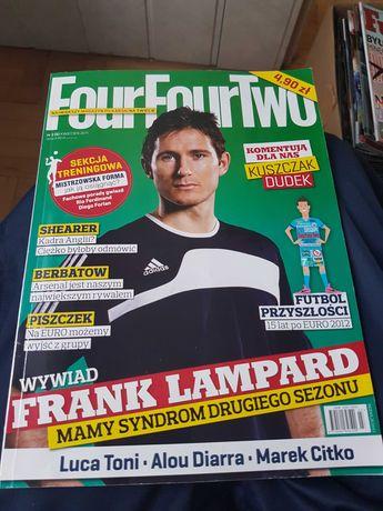 FourFourTwo kwiecień 2011