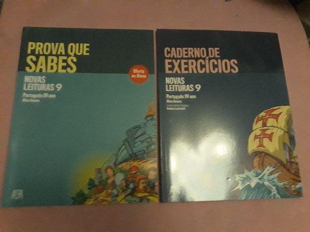 Cadernos de atividades de português 9°ano