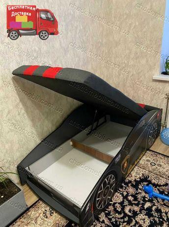 Детская Кровать Машина БМВ Кроватка для Мальчика для Девочки\Кредит