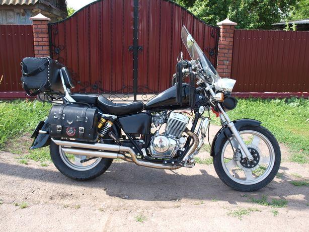 Мотоцикл CRUISE-2 JL250-2