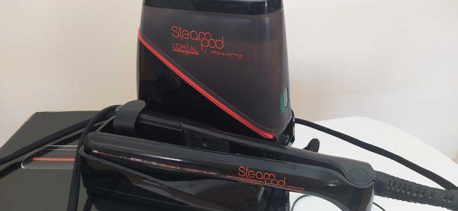 Prancha de vapor Marca Steampod L'Oréal