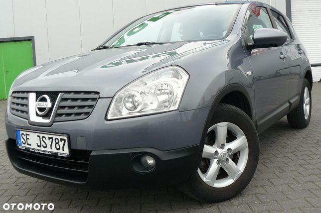 Nissan Qashqai Sprowadzony z Niemiec 94tys przebiegu Opłacony!!!Bezwypadek!!!