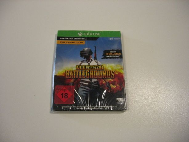 Playerunknowns Battlegrounds - GRA Xbox One - Opole 1646