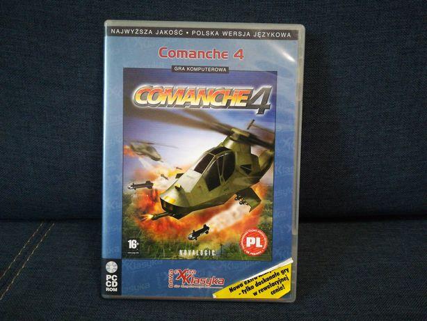Gra pc Comanche 4