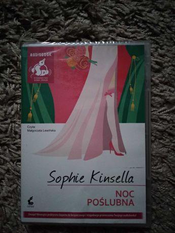 Noc poślubna (audiobook CD) - Sophie Kinsella
