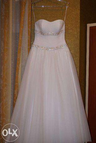 Свадебное платье Rozmarin Purple белое