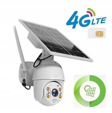 kamera solarna 100%BEZPRZEWODOWA GSM LTE