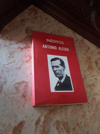 """Livro """"António Aleixo """" ineditos"""