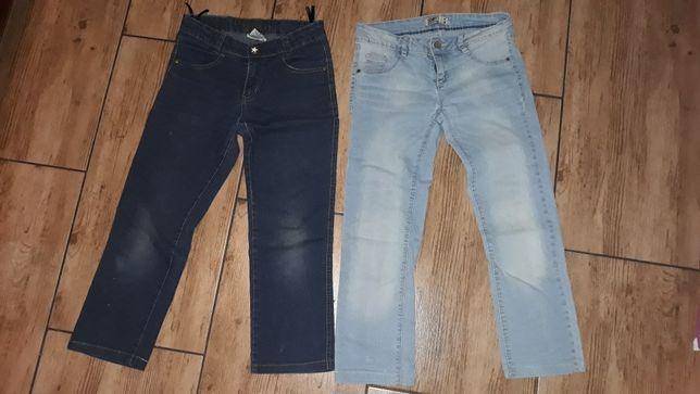 Spodnie jeans 146 cm