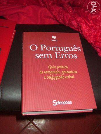 Livros de lingua portuguesa