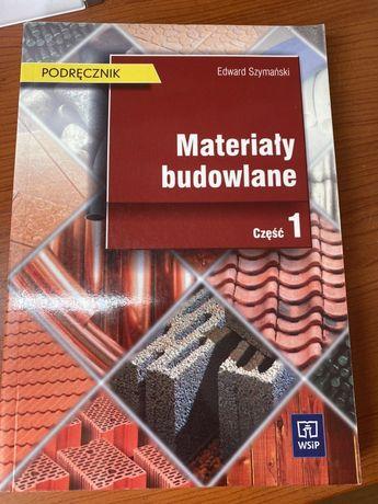 Materialy budowlane czesc 1