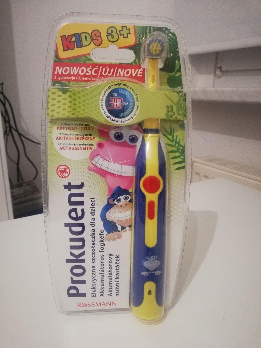 Prokudent szczoteczka do zębów elektryczna nowa