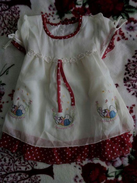 Платье на девочку Николаев - изображение 1