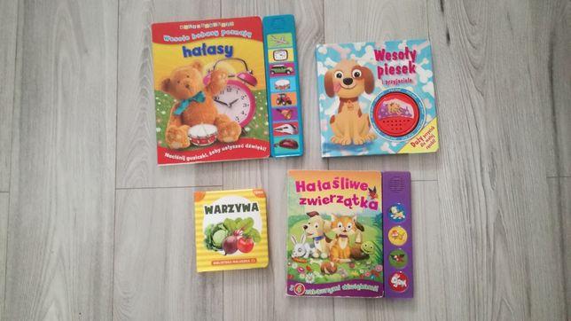 Książeczki grające dla dziecka komplet p7