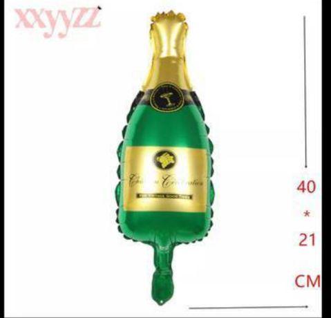Balon szampan (do napompowania)