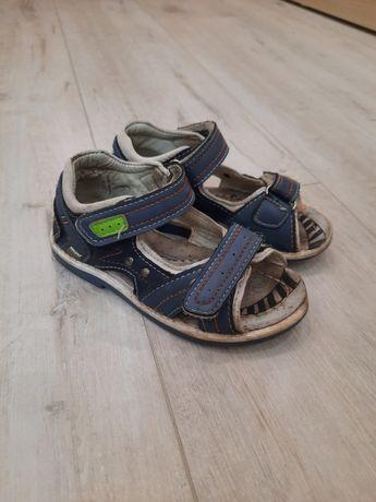 Продам ортопедические босоножки, сандалі на мальчика 16,5