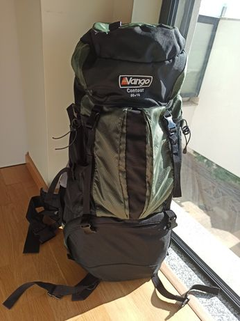 Vendo mochila Vango Contour 60+10L, costas com sistema air cooling.
