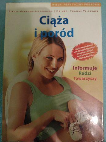 Książka ciąża, poród
