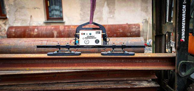 Chwytak próżniowy - FX 400 do montażu rolet oraz bram roletowych