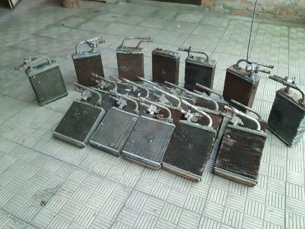 Продам радиатор печки латунный и алюминиевый ВАЗ 2101-2107