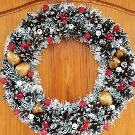 Різдвяний віночок/Рождественский венок