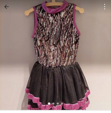 Kostium baletowy Rewolution Dancewear 116 cm