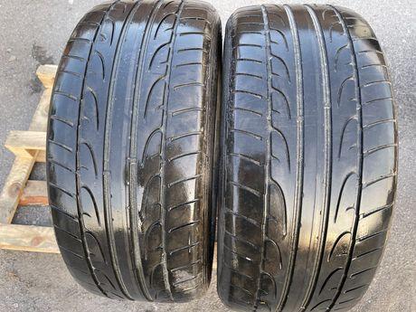 Шини 255/40r20 Dunlop , склад б/у гума , резина , колеса