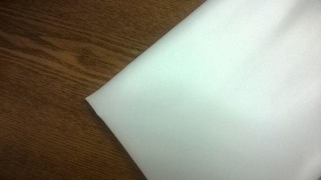 Атлас Королевский - атлас прокатный средней плотности белый.