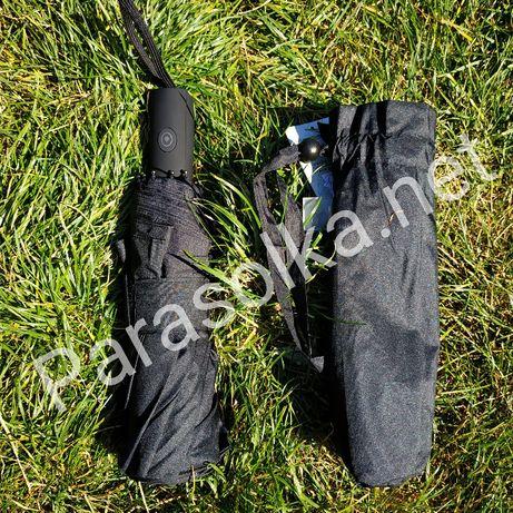 Зонт мужской Серебрянный дождь/ Парасоля для чоловiкiв