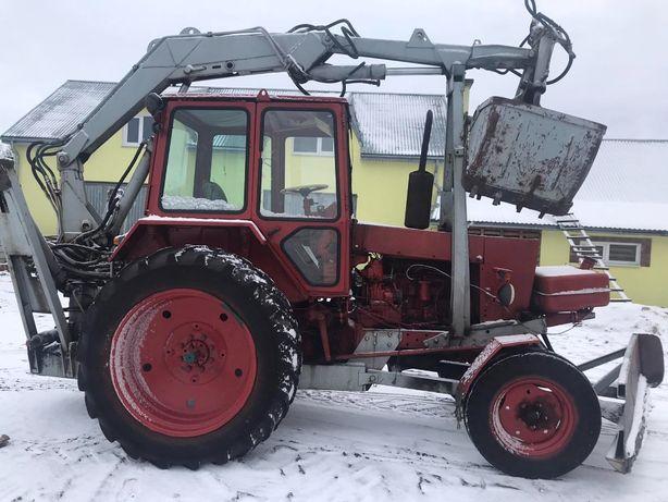 ПРОДАМ Трактор ЮМЗ 6-КМ Погрузчик Екскаватор Навантажувач Грейфер