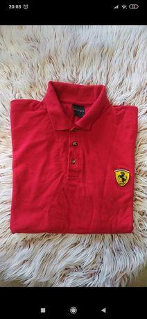 Orginalna polówka Ferrari