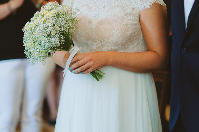 Suknia ślubna Anna Kara Thea Nude
