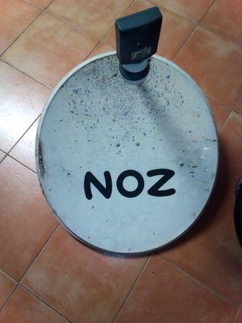 antena parabolica noz/zon
