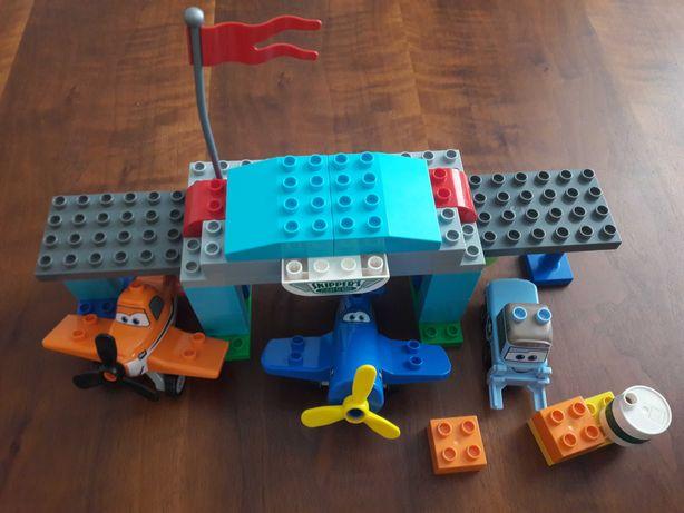Lego duplo Dusty szkoła latania