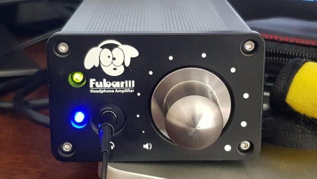 Firestone fubar III Headphone Amplifier