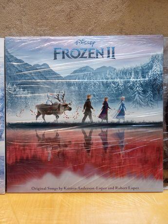 Холодное сердце II виниловая пластинка винил Дисней Frozen Рапунцель