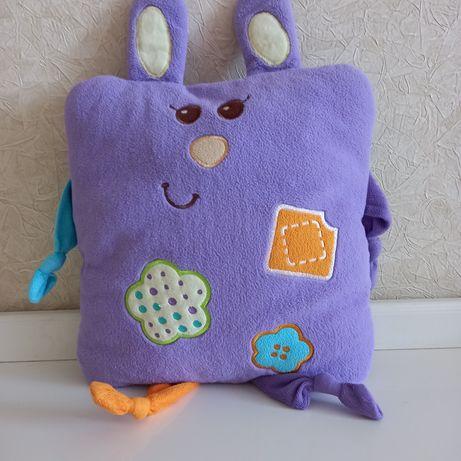 Подушка  Фіолетове кроленя