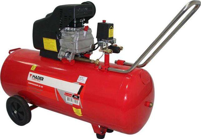 Compressor de ar 100 litros s/ correias 206 lts/min barato
